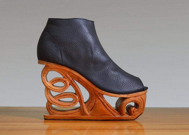 elementos-serpenteantes-diseño-calzado