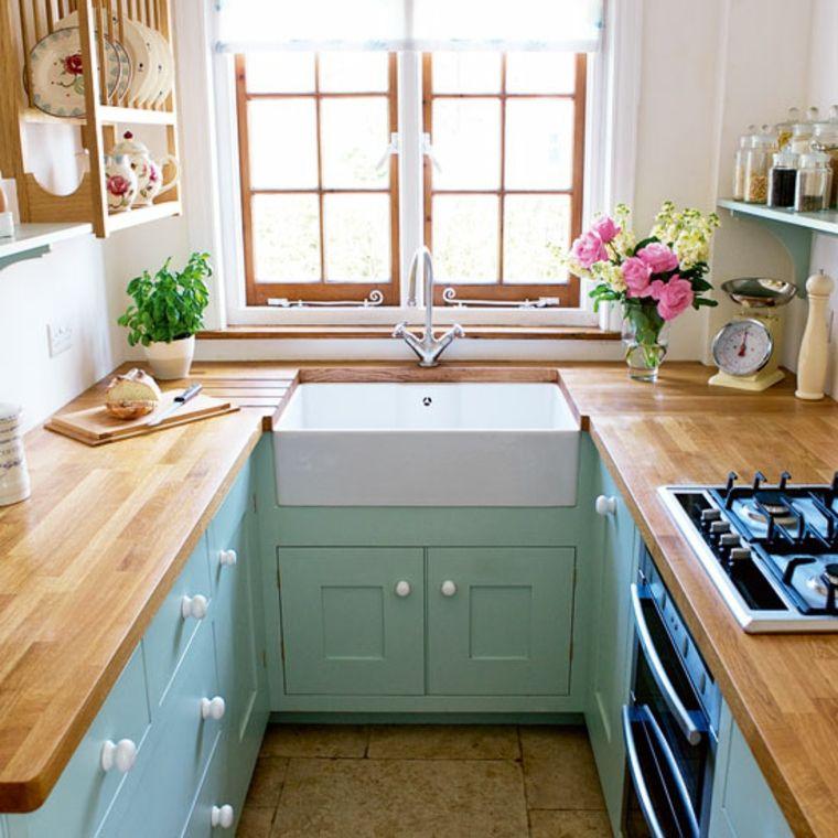 Diseñar-cocinas pequeñas