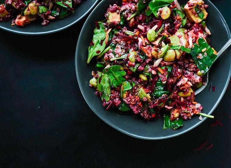 ensalada-quinoa-remolacha-zanahoria-ideas