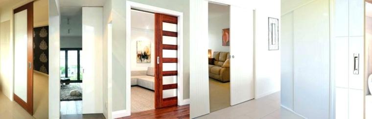 puertas corredizas modernas con estilo