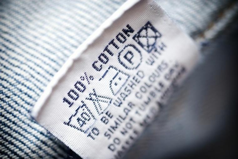 etiquetas para ropa descifrar