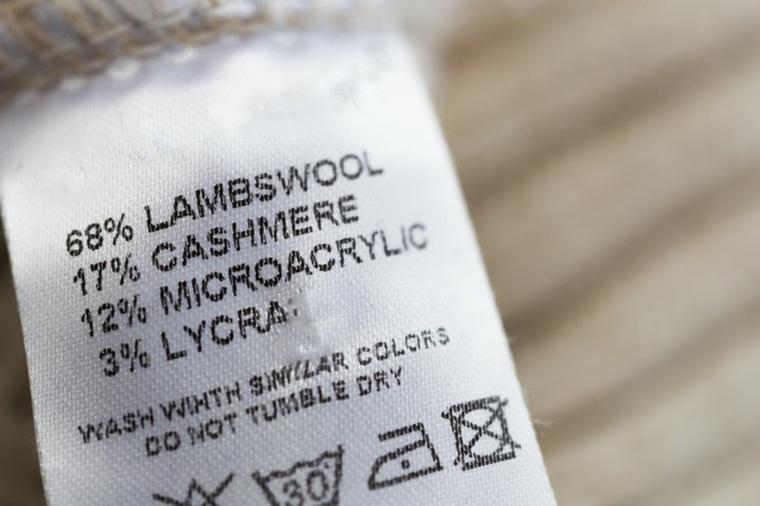 etiquetas para ropa instrucciones