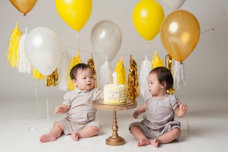 decorar fiestas con globos