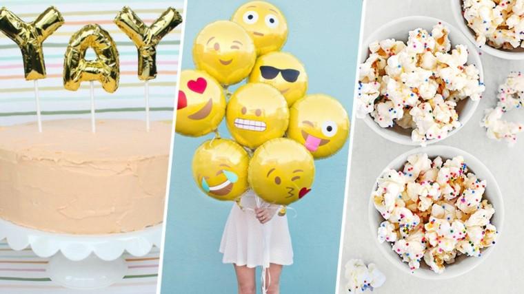 ideas para decorar fiestas con globos