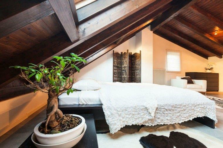 diseño de habitación elegante