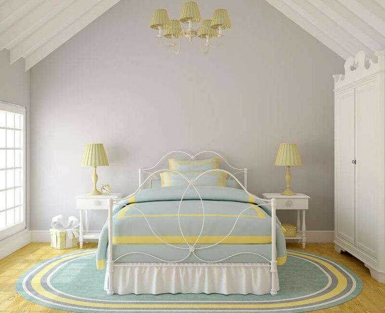 diseño de habitación bonita