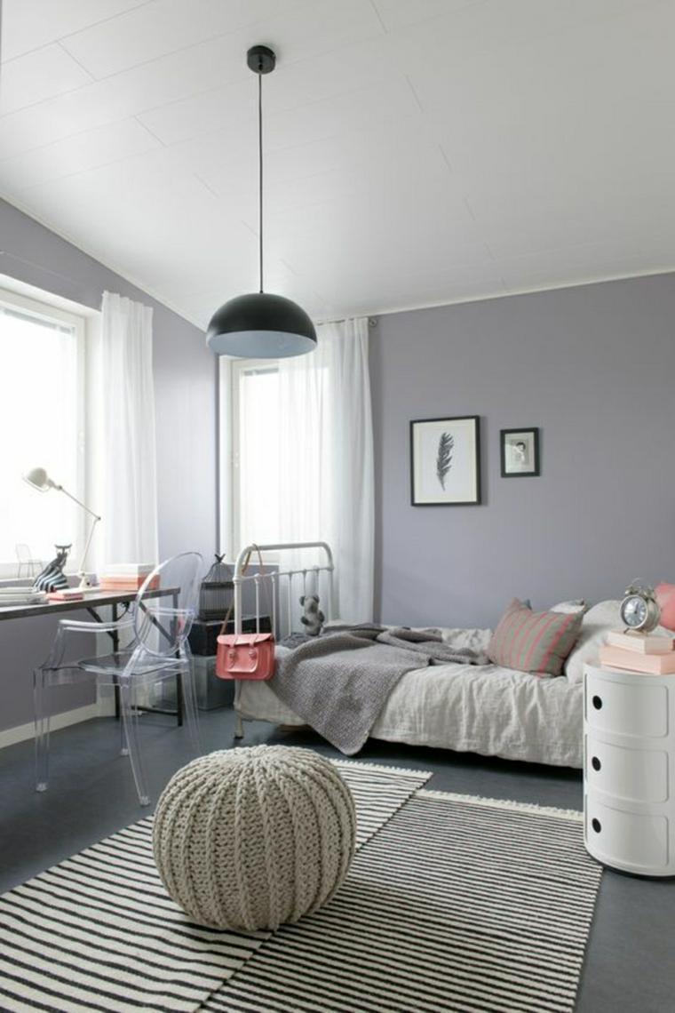 Habitaciones juveniles para chicos y chicas ideas y for Habitaciones juveniles chica