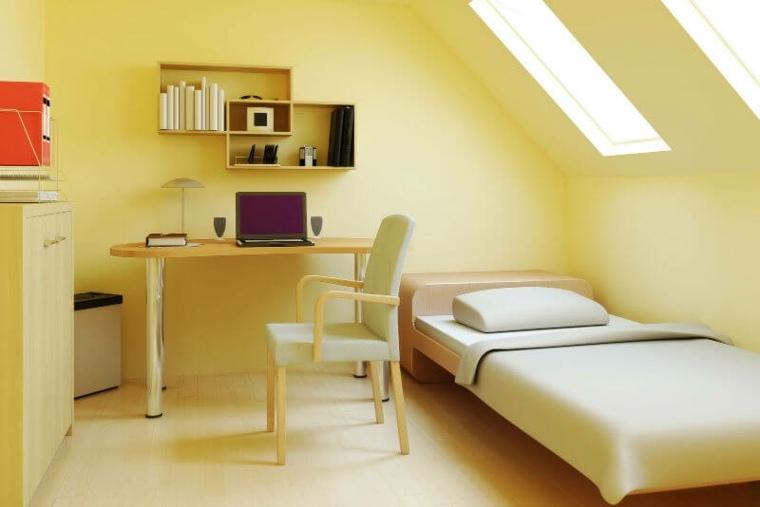 diseño de habitación pequeña