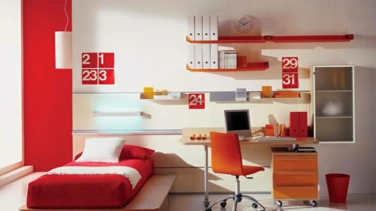 habitaciones juveniles diseños