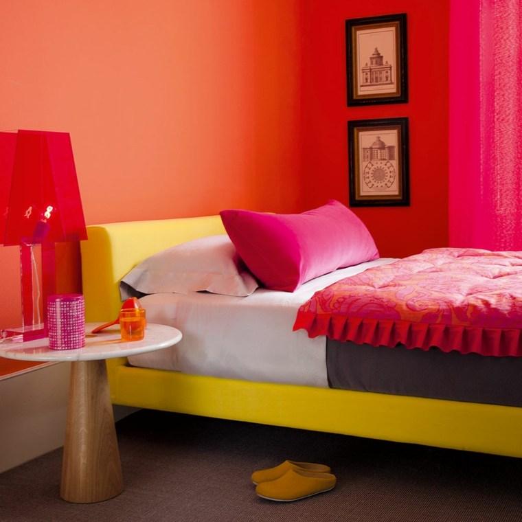 habitaciones juveniles estilo-tropical