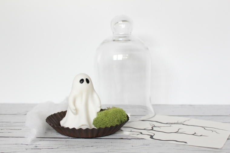 halloween manualidades-decorar-mesa