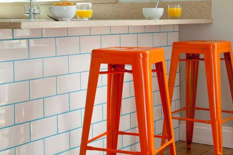 ideas para decorar-paredes-losas-blancas