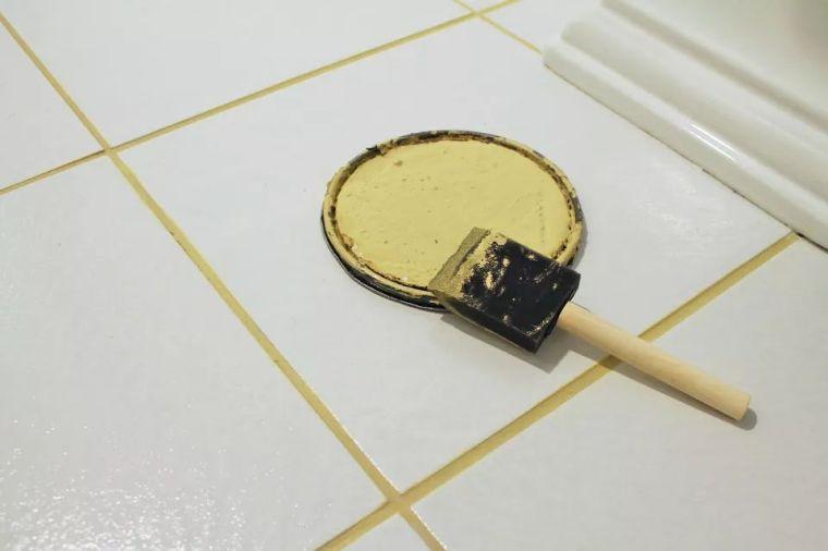 ideas para decorar-suelo-lechada-amarilla