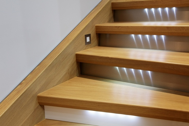 iluminacion de interiores-escondida-escaleras