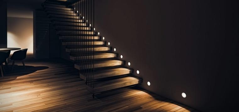 iluminacion interior-escaleras-modernas