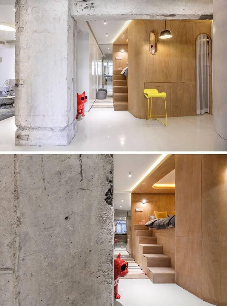 interiores-pequenos-china-apartamento-diseno-cubo-madera