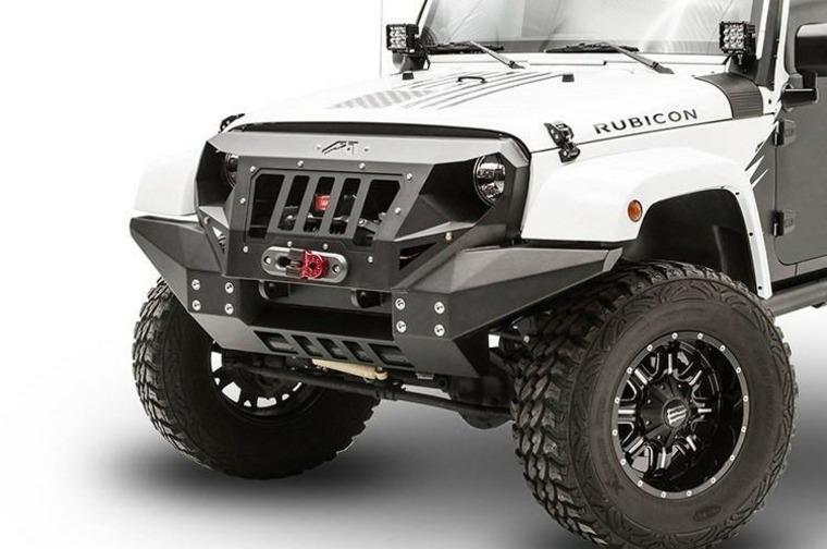diseño nuevo jeep