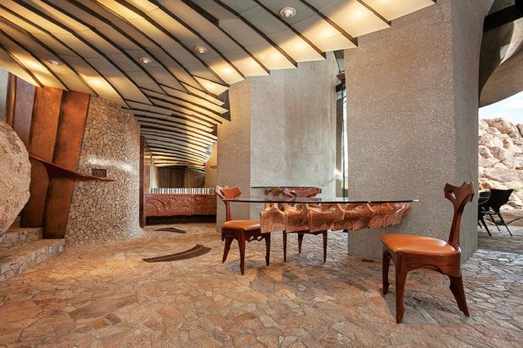 la arquitectura-Kendrick-Bangs-Kellog-casa-organica