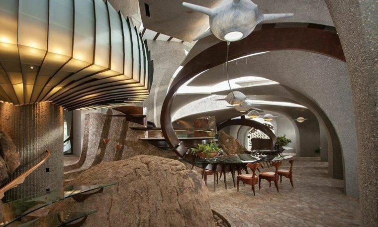 la arquitectura-Kendrick-Bangs-Kellog-interior-casa