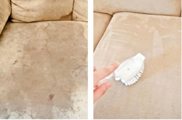 Eliminar las manchas de los muebles