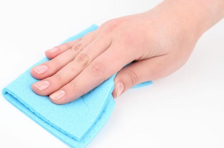 Limpie su esponja
