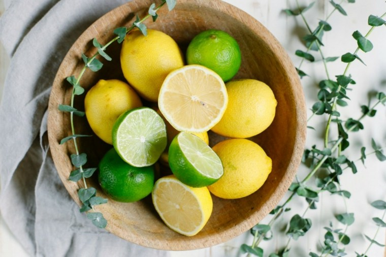 limpiar con limón