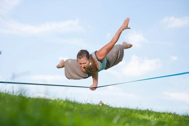 Equilibrio cinta