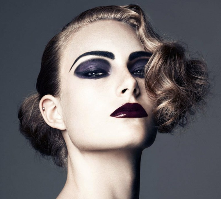 maquillaje de fantasia para halloween-disfraces