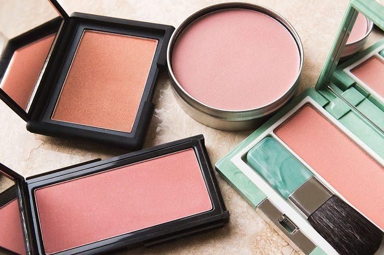 maquillaje perfecto-rubor-color-rosa-melocoton-tendencias