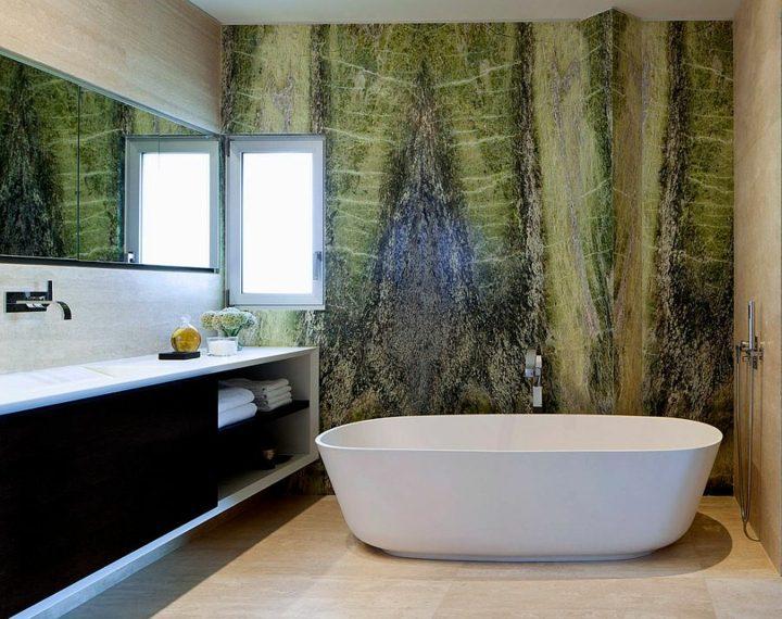 marmol-verde-pared-acento