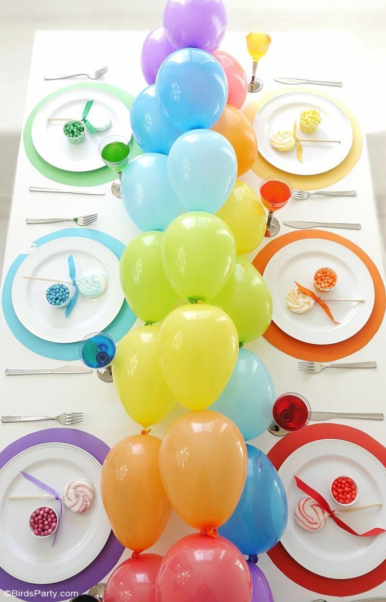 ideas para adornar con globos