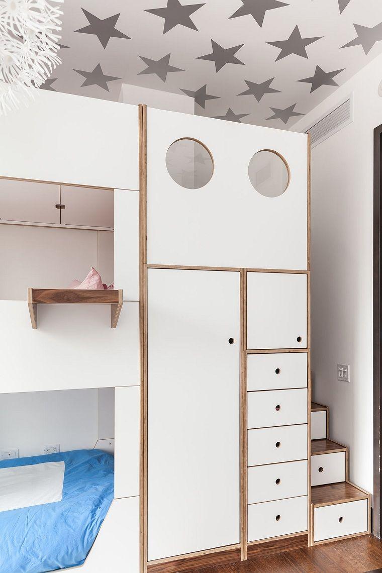 muebles infantiles-Casa-Kids-diseno-atractivo-moderno-ideas