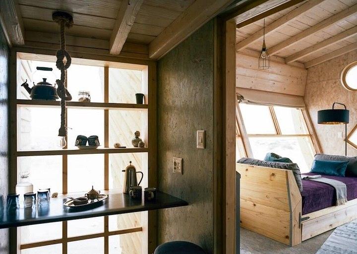 namibia bellos detalles madera