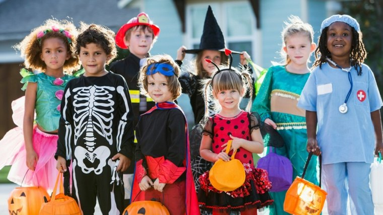 niños-disfrazados-para-halloween