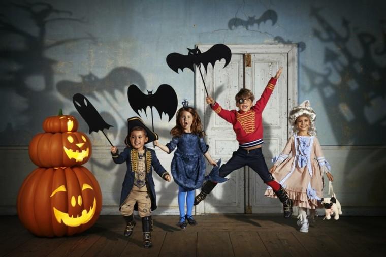 niños-festejando-halloween