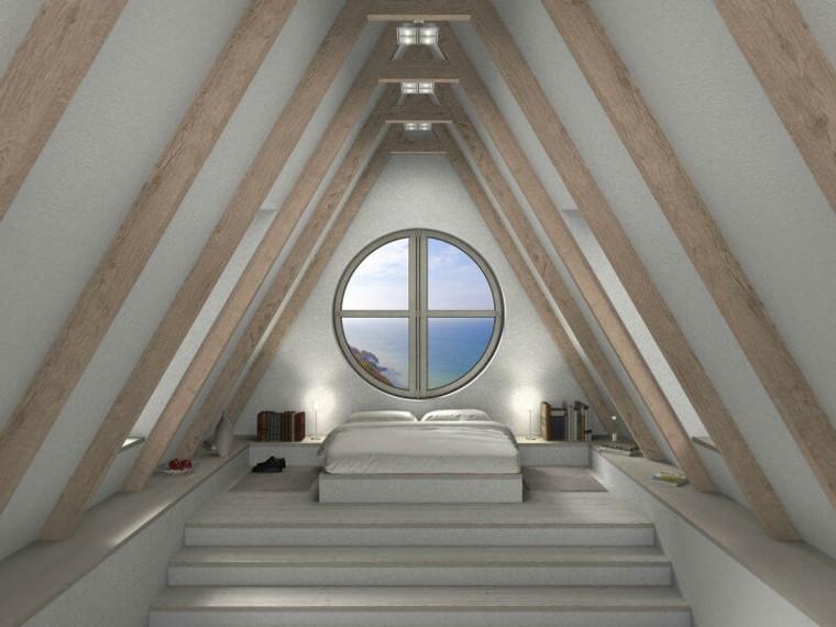 habitación de estilo moderno