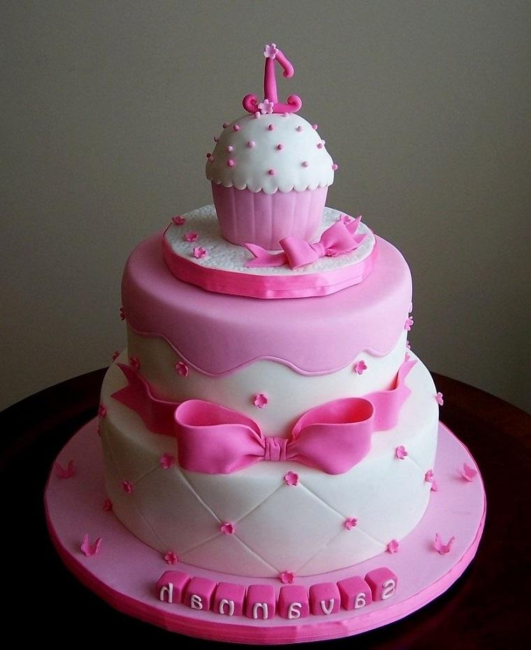 pasteles-de-cumpleanos-para-ninas-color-rosa