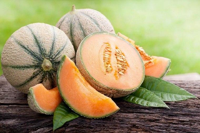 periodo-de-lactancia-comida-frutas-melon-cantalupo