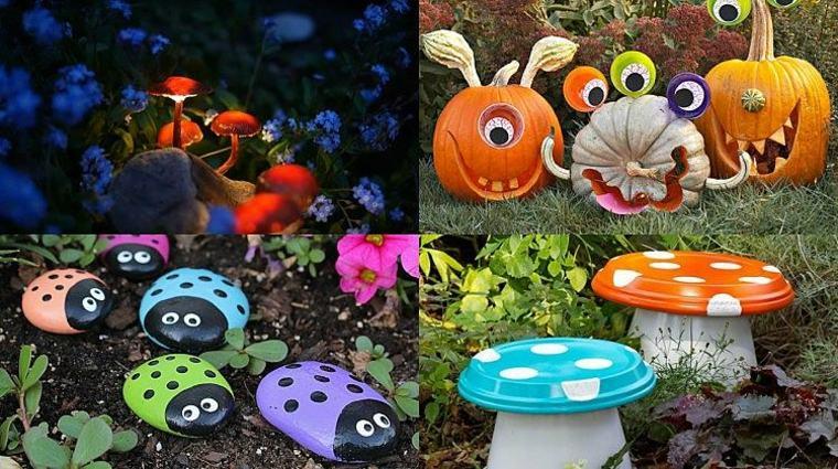 Proyectos divertidos para el jardín