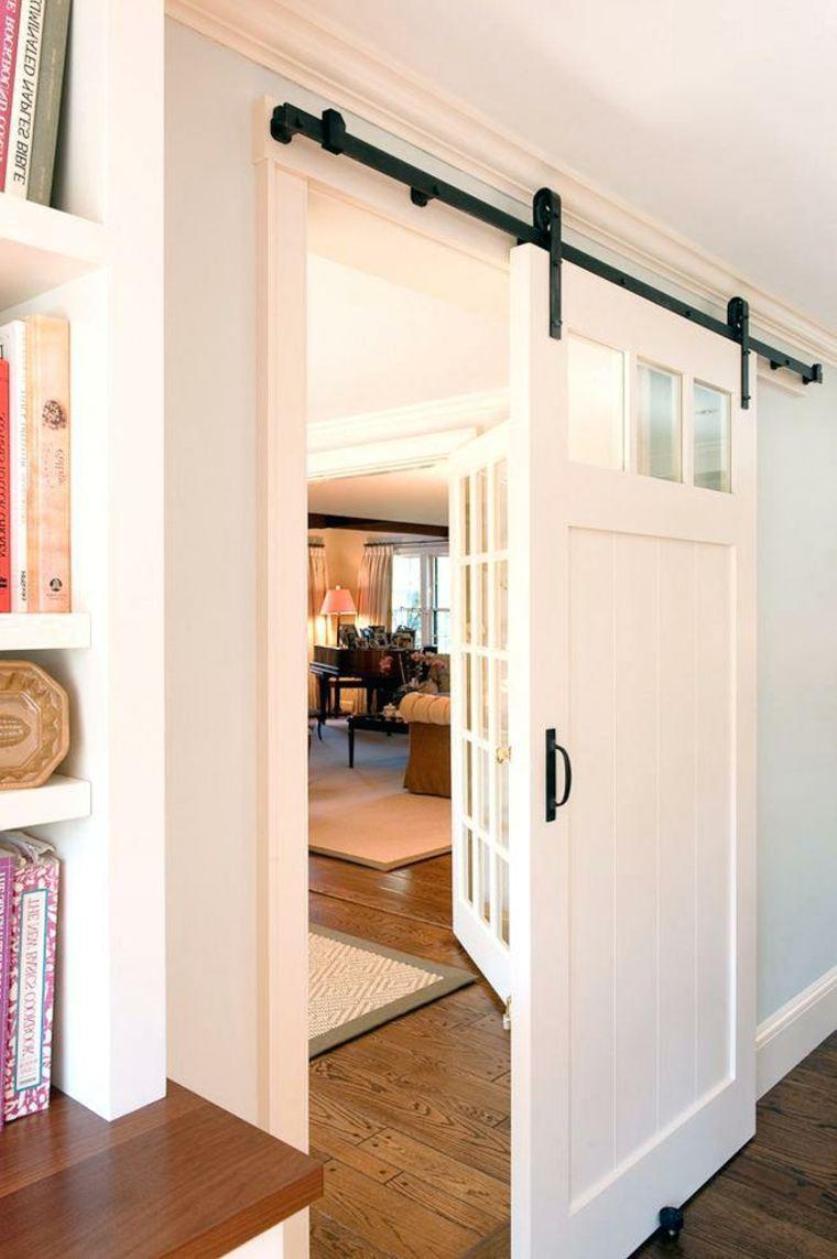 puertas correderas de interior modernas