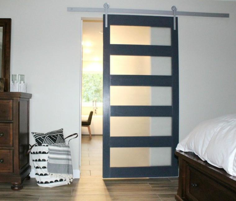 puertas corredizas modernas de diseño