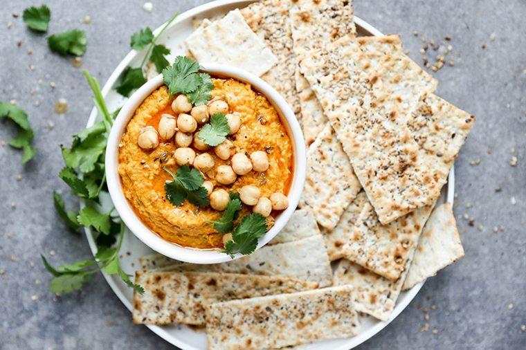 receta de hummus-facil-garbanzos