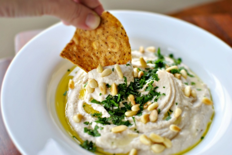 receta de hummus-facil-preparar