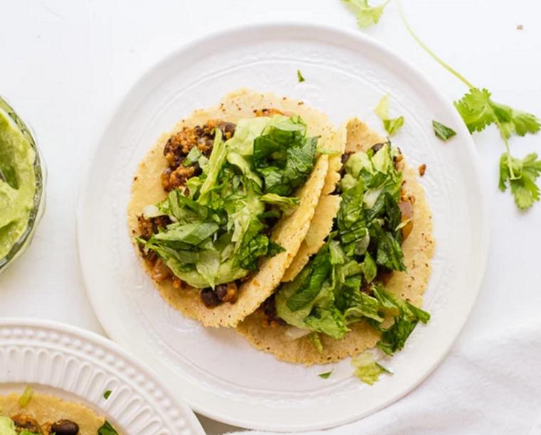 recetas-con-quinoa-tacos-aguacate-ricas