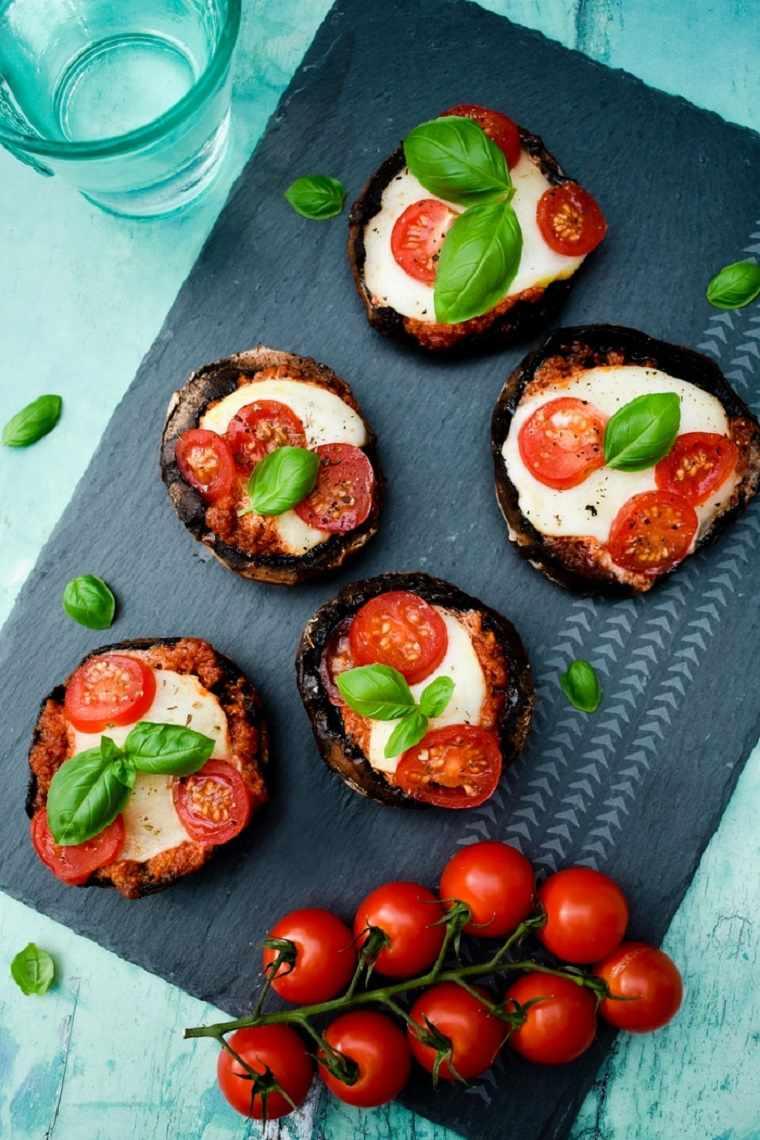 recetas-vegetarianas-faciles-setas-parilla-ideas