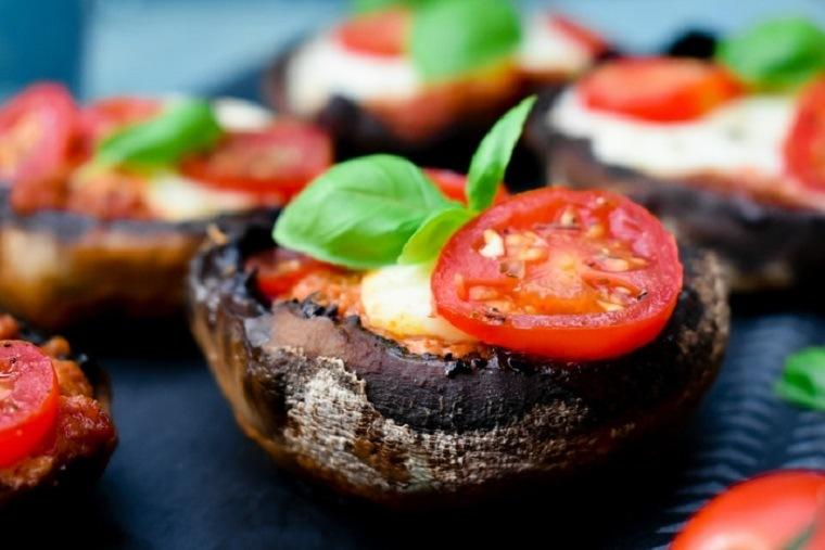 recetas-vegetarianas-faciles-setas-parilla
