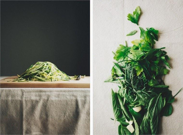 recetas-vegetarianas-faciles-tallarines-calabacin-aderezo