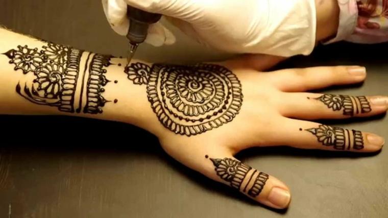 tatuajes-de-henna-caseros