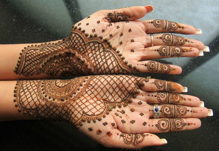 tatuajes-de-henna-complejos