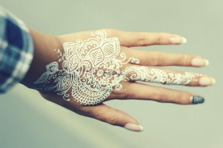 tatuajes temporales de-henna